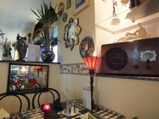 The Glenfiddich Restaurant: Restaurant Deko