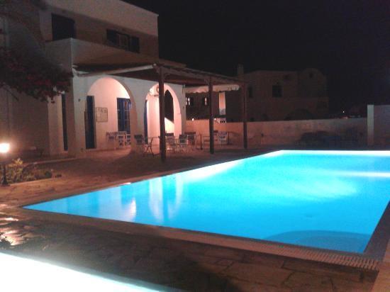 Villa Clio: Piscina
