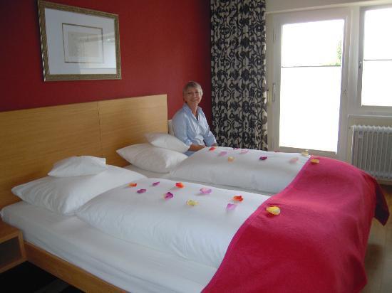 Hotel von Sanden: Une chambre
