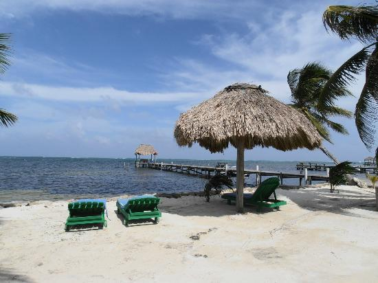 White Sands Cove Resort: Loved the Beach Breeze