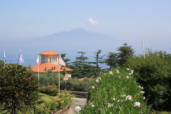 Grand Hotel Vesuvio: stunning view
