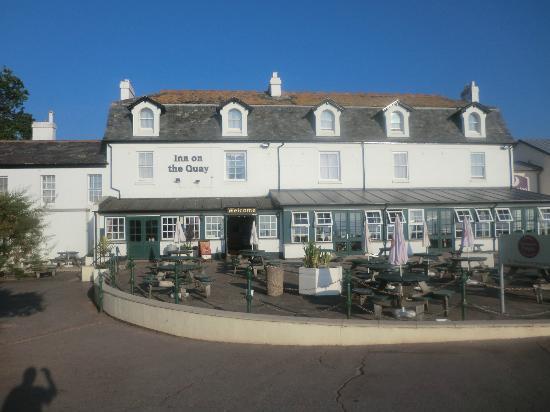 Premier Inn Paignton Seafront Goodrington Sands Hotel Vom Strand Aus Gesehen