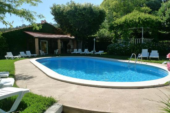 Alegre Hotel Bussaco: Pool