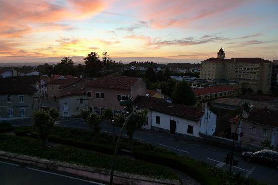 Alegre Hotel Bussaco: Blick auf die Stadt