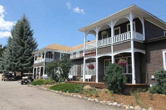 Elkhorn Lodge and Guest Ranch : Main Lodge