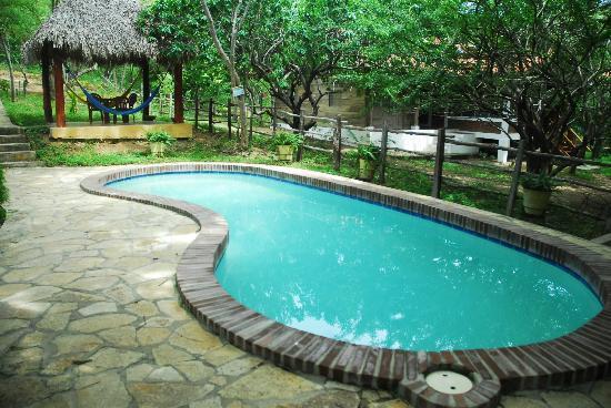 Parque Maritimo el Coco: Apartamento los Volcanes - Pool area