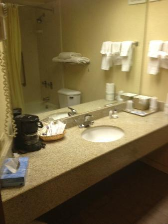 BEST WESTERN Greenwood: bathroom