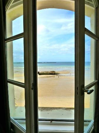Hotel de la Marine: View from our window