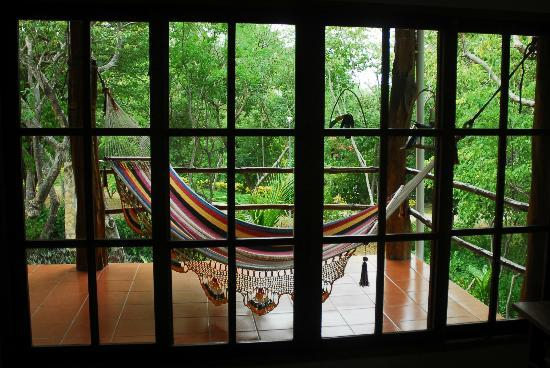 Parque Maritimo el Coco: Casa Tortuga - View from the living room