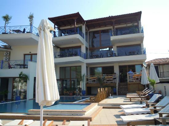 Picture of hotel aria skiathos town for Skiathos town hotels