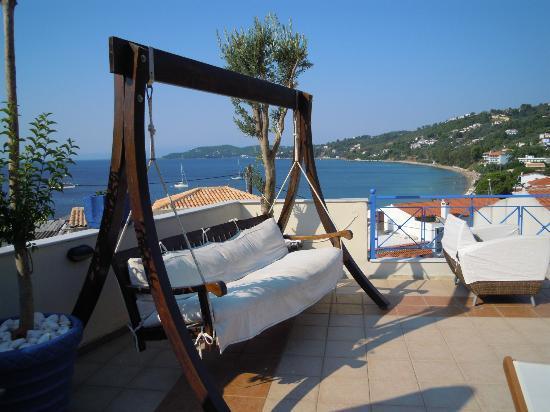 Hotel Aria: Pool area