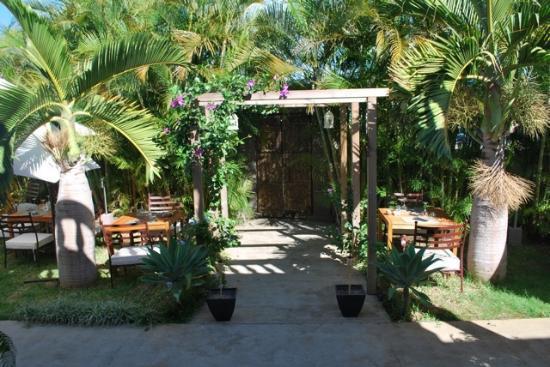 Sel et Poivre: jardin