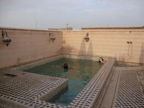 Riad et Dar Maison Do: La piscine