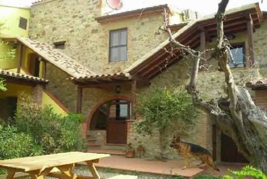 Campagnatico, Olaszország: Il Casale!