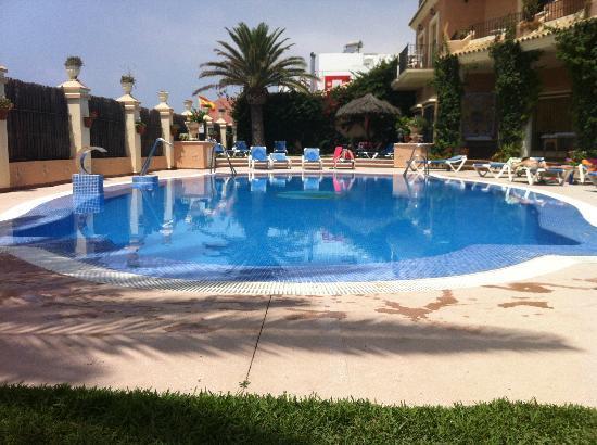 Gran Sol Hotel: Piscina