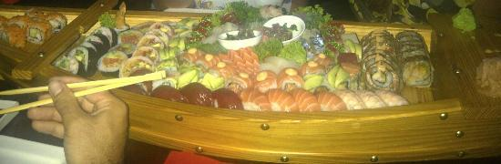 Zaowang: Sushi boar Titanic de luxe