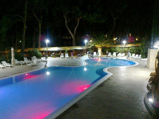 Spiaggia picture of park hotel paglianza paradiso for Hotel meuble park spiaggia