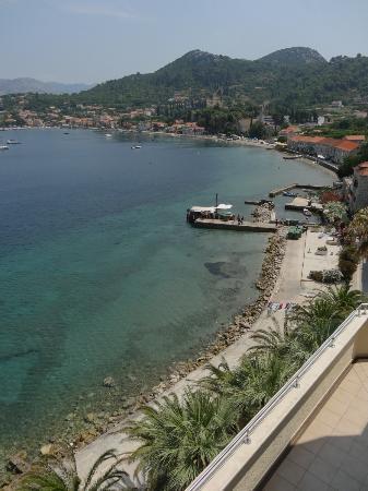 Lafodia Hotel & Resort: Vue de la chambre