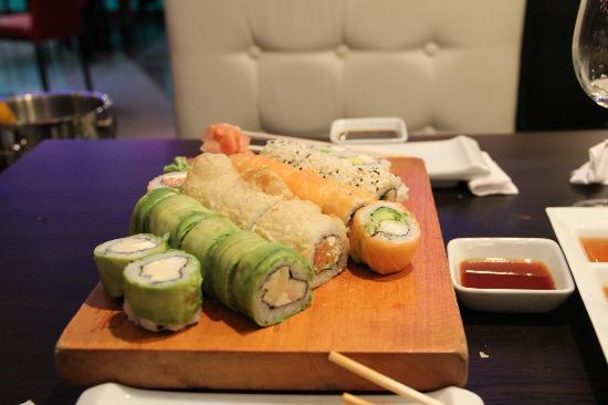 Sushiban: ntro sushi