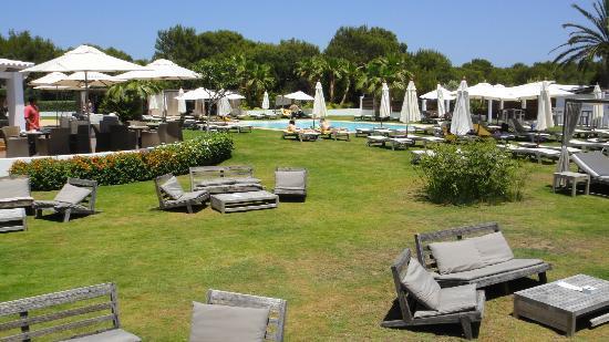Lounge picture of gecko beach club migjorn tripadvisor - Hotel gecko beach club formentera ...