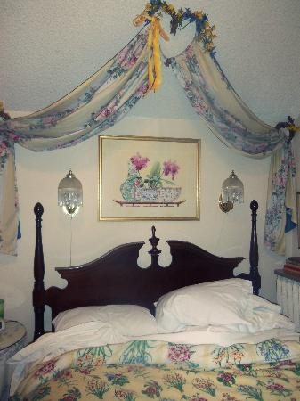 Castle Marne Bed & Breakfast Inn: Melissa's Room