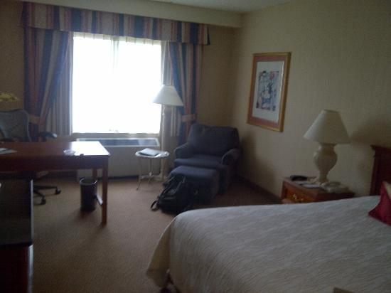 Hilton Garden Inn Rockaway: Room