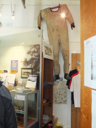 Caledonian Canal Visitor Centre: Ausstellung