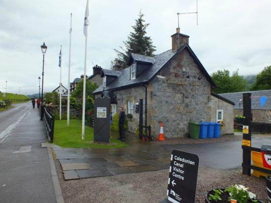 Caledonian Canal Visitor Centre: Visitor Centre
