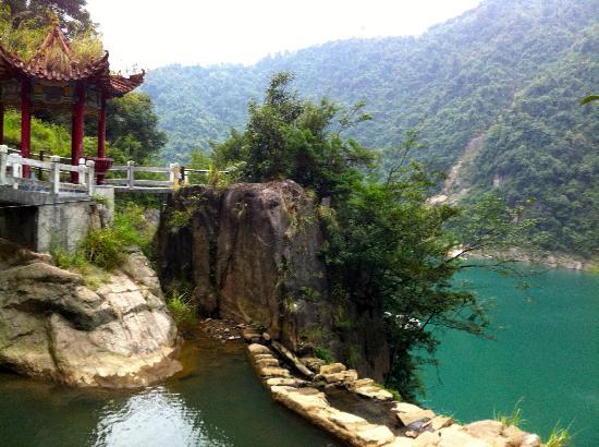 Zixing, China: Dongjiang Lake