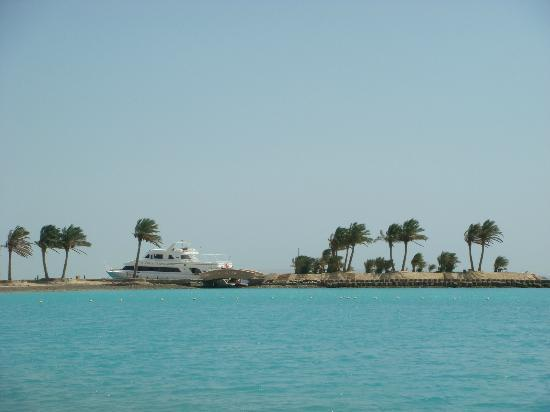 InterContinental Hotel Hurghada: Beach area