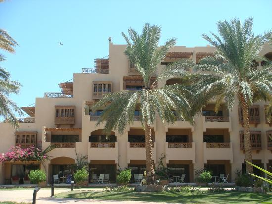 InterContinental Hotel Hurghada: Hotel