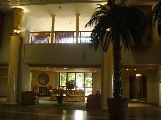 InterContinental Hotel Hurghada: Hotel loby