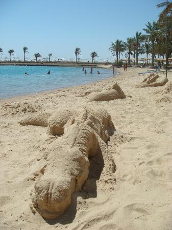 InterContinental Hotel Hurghada: Beach