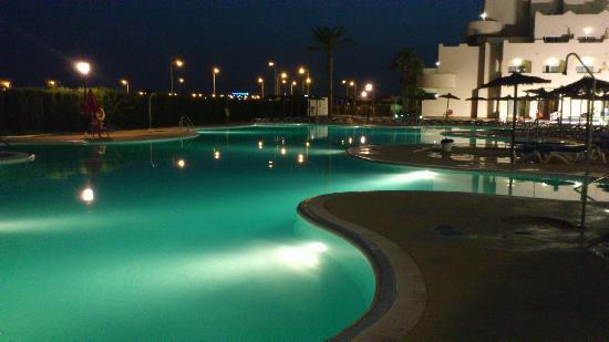 Alcazaba Mar Hotel: Piscina 1