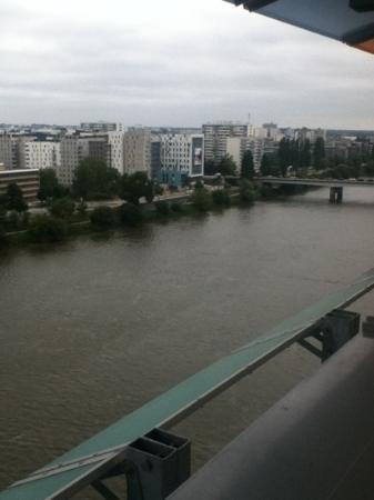 Residhome Les Berges de la Loire : vistas desde la habitación