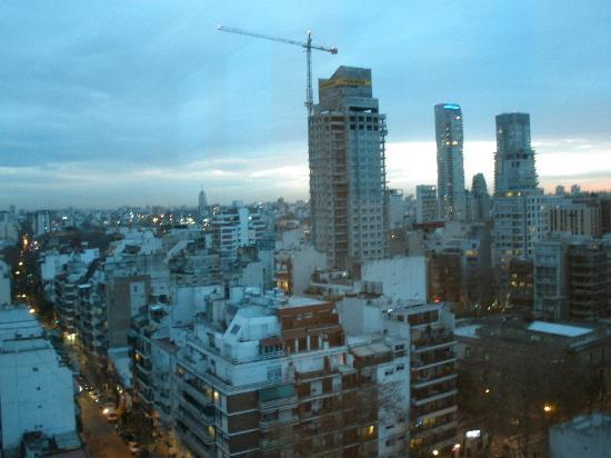 Buenos Aires Gay Bed and Breakfast: View from the room