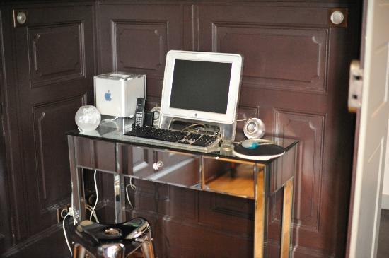 Luxury Flat in Dijon : Wohnzimmer