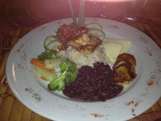 Ylang Ylang Restaurant: Casado. Delicious.