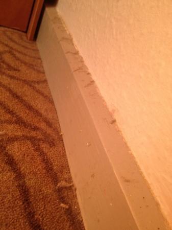Hotel HirtsHals: Tjukt av støv på Hirtshals Hotel