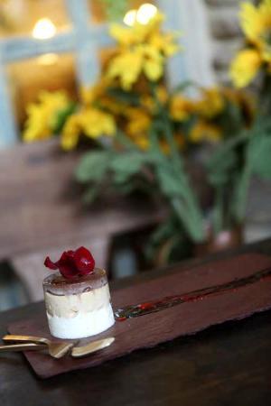 Kebun Bistro Deliscious Dessert