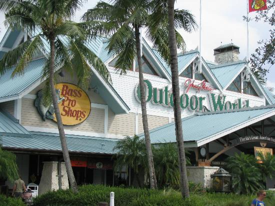 Bass pro shop - Review of Bass Pro Shops, Dania Beach, FL - TripAdvisor