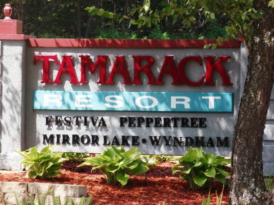 Peppertree at Tamarack HOA: Tamarack Signage