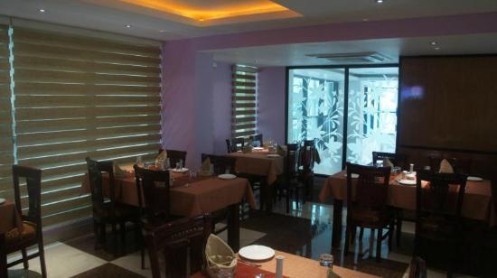 Hotel Lilawati Grand : Multicusine Restaurant