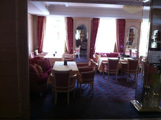 Mokni's Palais Hotel & Spa: Im Erdgeschoß