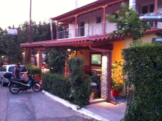 I Thea: le restaurant
