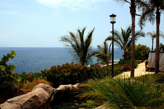 Poolbereich picture of roca nivaria gh adrian hoteles for Roca tenerife