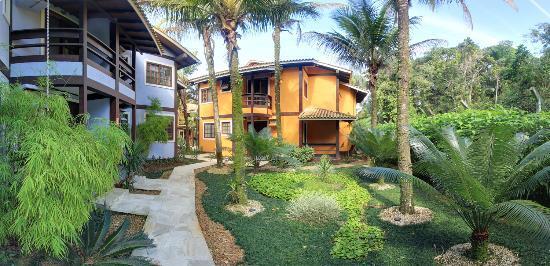 Salvetti Praia Hotel: jardins