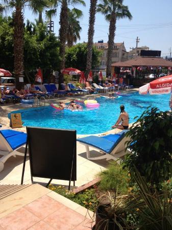 Club Sunsmile: Swimmingpool