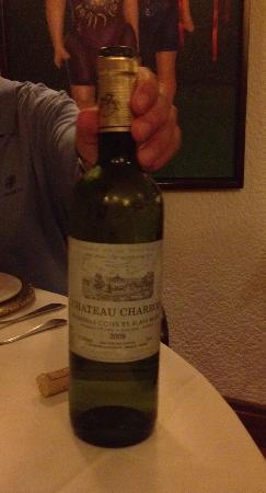 Pierrot: an amazing French wine