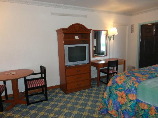 Budget Inn Okeechobee: King Room